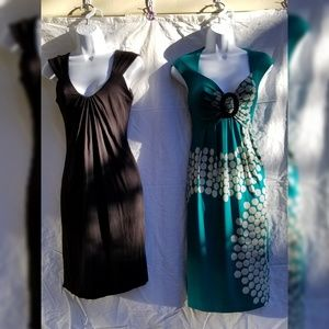Dresses & Skirts - Casual or Cocktail Dresses Size 10 Lot of 2